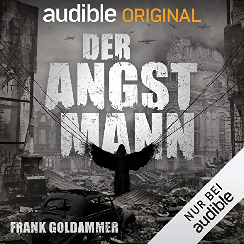 Der Angstmann audiobook cover art