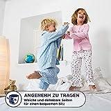 Huggies DryNites hochabsorbierende Pyjama-/ Unterhosen, Bettnässen Mädchen Jumbo Monatspackung, 3-5 Jahre  (64 Stück) - 2