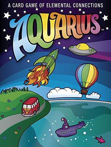 Unbekannt Looney Labs lon00002 No Aquarius, Gioco