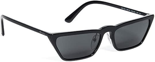 Prada Women's PR19US Ultravox Skinny Narrow Sunglasses