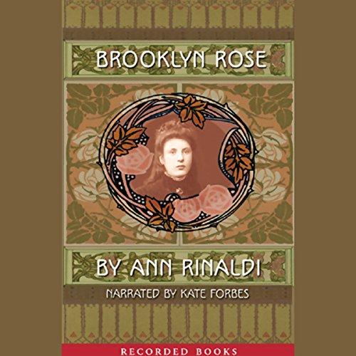 Brooklyn Rose  audiobook cover art
