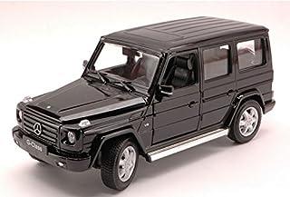 34-1 Welly Mercedes Benz G63 6x6 AMG Auto Modello di Licenza Prodotto 1 39 Nero