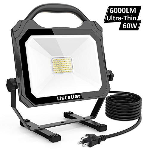 Ustellar 50W LED Work Light Ultra-Thin