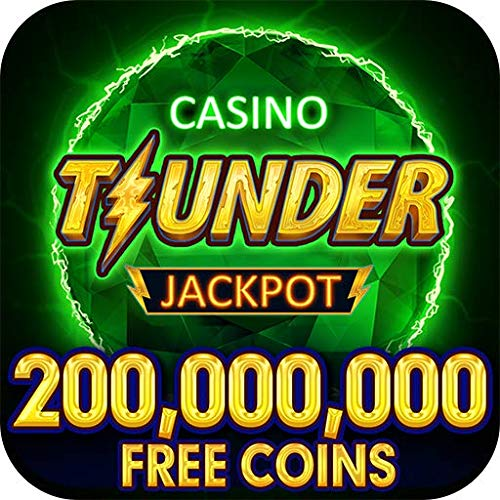 Thunder Jackpot Slots Casino - 200 MILLION WELCOME BONUS Free Slot Games