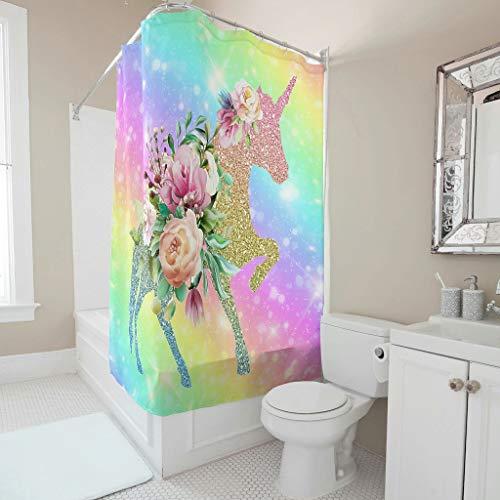 Rcerirt vochtbestendig meerdere maten kleurrijke met haak voor staanders en badkuipen helder polyesterweefsel
