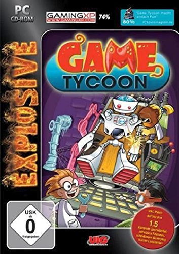 Explosive Game Tycoon 1.5 - [PC]