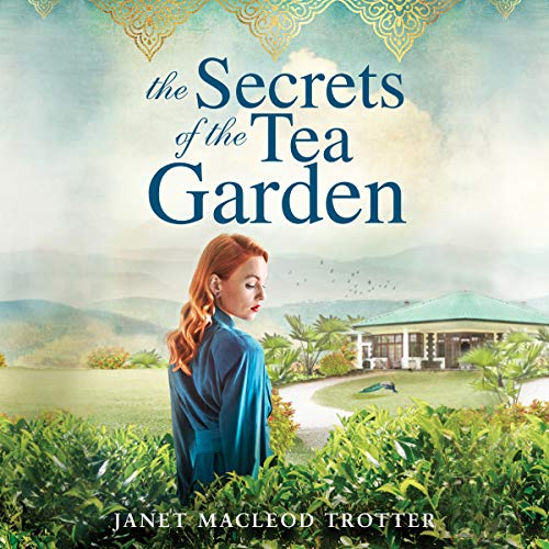 The Secrets of the Tea Garden cover art
