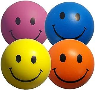 Pelota Anti Estrés - 4 x Bola Anti-Estrés de Colores