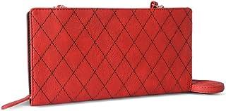 Baggit Women's Wallet (Brick Red)