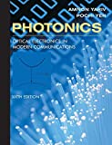 Photonics: Optical Electronics in Modern Communication (THE OXFORD SERIES IN ELECTRICAL AND COMPUTER ENGINEERING)