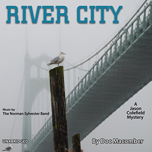 River City audiobook cover art