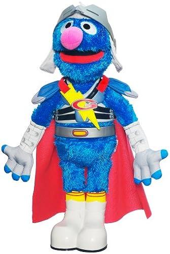 Sesame Street Flying Super Größer Plush Doll - Größer, spricht und singt (Englische Version) aus USA