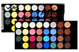 VARS ; LONDON 32 Color Matte and Shimmer Combo Eye Shadow Palette