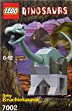 Lego 7002 Joven Brachiosaurus (jap?n importaci?n)