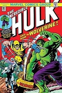 incredible hulk 181 reprint
