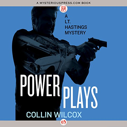 Power Plays audiobook cover art