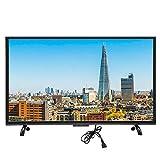 Gebogener Fernseher, 43-Zoll-Smart-4K-HDR-HD-Fernseher mit großem gebogenem Bildschirm für den Hausgebrauch(European regulations)