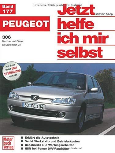 Peugeot 306. Benziner und Diesel ab September '93. Jetzt helfe ich mir selbst:...