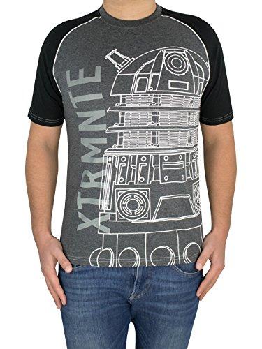 Dr Who - Camiseta para Hombre - Dalek