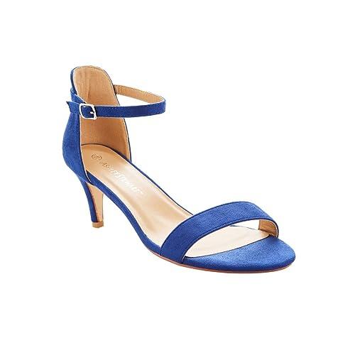 d6f91aaae6812 Cobalt Blue Sandal: Amazon.com