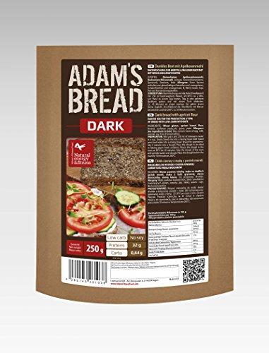 Adamsbrot Dark Brotbackmischung Low Carb 250g