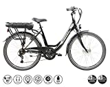 F.lli Schiano E- Moon Bicicleta eléctrica, Adultos...