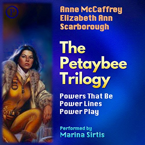 The Petaybee Trilogy audiobook cover art