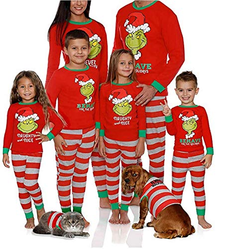 Pijama Juego Familia Marca MINASAN