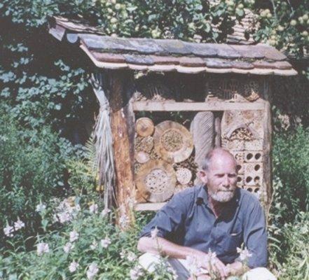 Das Insektenhotel: Naturschutz erleben, Bauanleitungen, Tierporträts, Gartentipps - 3
