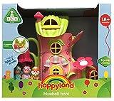 HappyLand Early Learning Centre Spielfiguren und Rakete Carriage