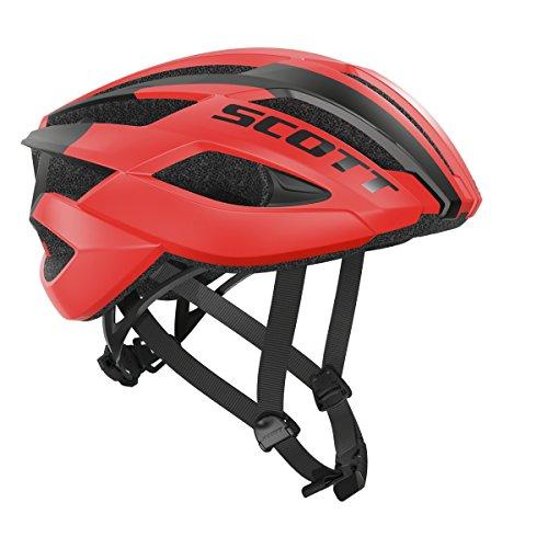 Scott Arx Helmet - 2016 - red, small