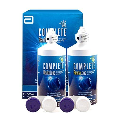 AMO Complete RevitaLens, Doppelpack, 2 x 300 ml