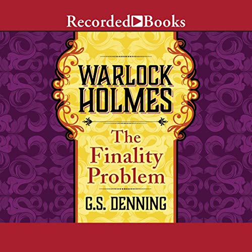 Warlock Holmes: The Finality Problem cover art