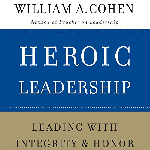 Heroic Leadership  By  cover art