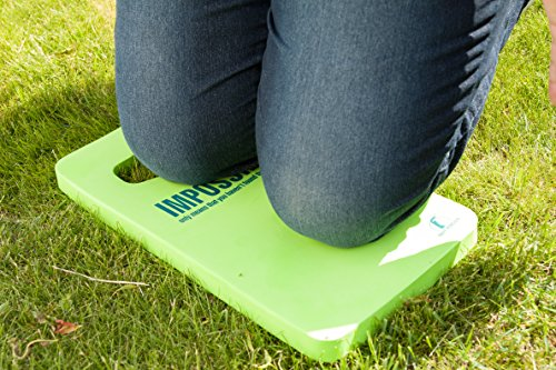 Kneeling Pad - 2 Pack - 1 Inch Thick - Garden Knee Pads for Gardening, Baby Bath Kneeler, Floor Cleaning Foam Cushion - Kneeling Mat for Knees Protection - Heavy Duty, Waterproof and Washable