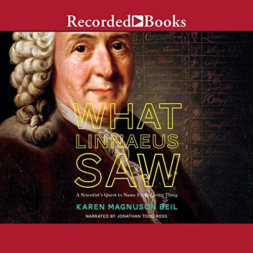 What Linnaeus Saw cover art