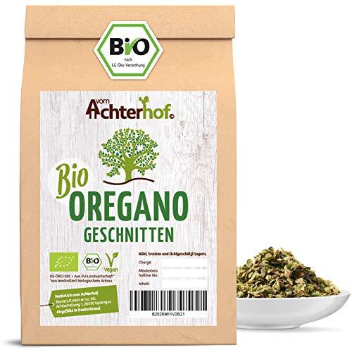 Oregano Bio getrocknet gerebelt (1kg) | Organic Wild Marjoram | Premium Gewürz vom Achterhof