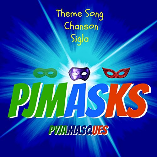 Pjmasks - Pyjamasques - Super Pigiamini