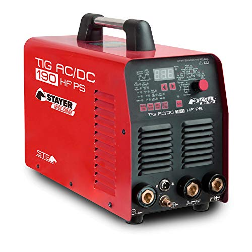 STAYER IBERICA S.A. 8427648448490 Inverter Industrial TIG AC/DC 190 HF PS
