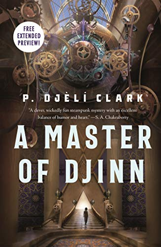 A Master of Djinn Sneak Peek (English Edition)
