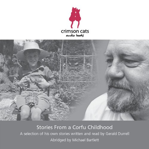 Stories from a Corfu Childhood audiobook cover art