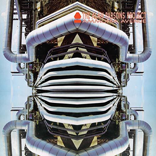 Alan Parsons Project, The - Ammonia Avenue: Blu Ray High Resolution Audio...