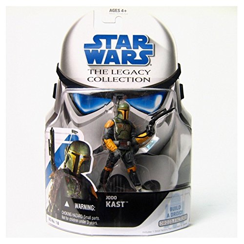 STAR WARS The Legacy Collection Jodo Kast Figure