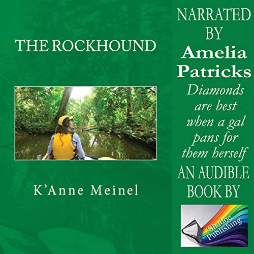 The Rockhound Audiobook By K'Anne Meinel cover art