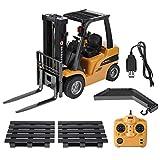 *Zouminyy RC camió elèctric Model de Control Remot Carretó elevador enginyeria vehicle