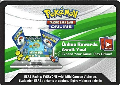 Pokemon Online SM11 Unified Minds Code Cards X 100 -Send by Email Message
