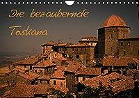 Die bezaubernde Toskana (Wandkalender 2022 DIN A4 quer): Dieser Kalender zeigt die wunderschoenen Seiten der Toskana - eines der beliebtesten Urlaubsziele. Geniessen Sie die Augenblicke dieser wunderbaren Region. (Monatskalender, 14 Seiten )