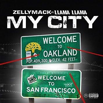 My City (feat. Llama Llama)