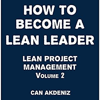 How to Become a Lean Leader audiobook cover art