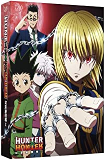 HUNTER × HUNTER 幻影旅団編 DVD-BOX I(4枚組)